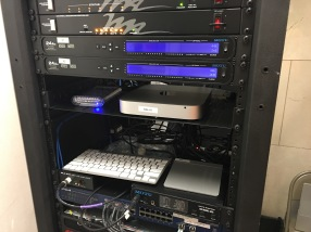Side A Audio Rack 2