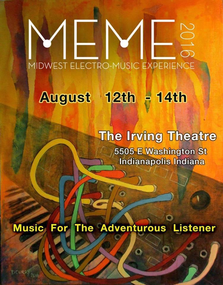 MEME 2016 Poster